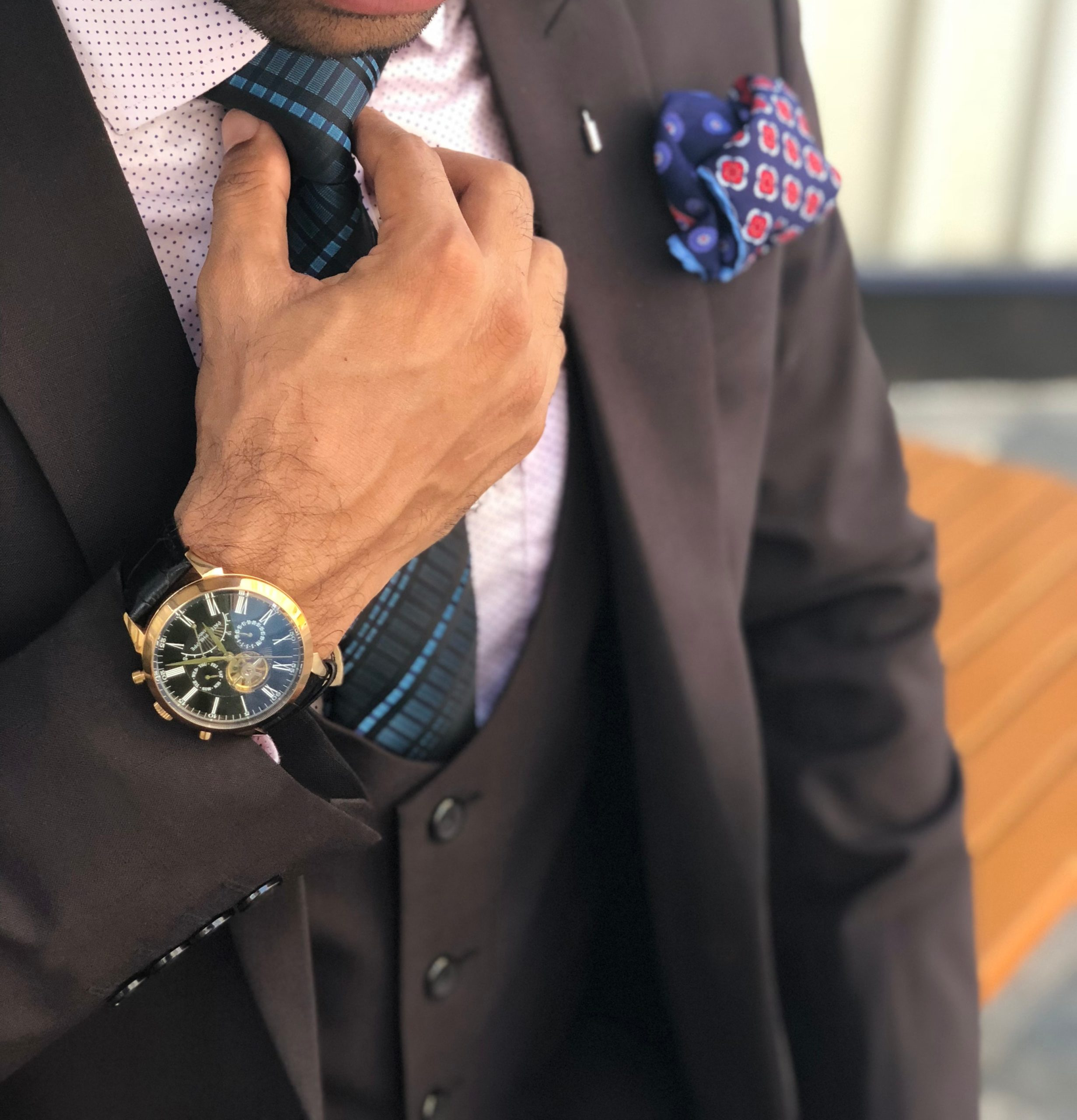 Melbourne Menswear Suit